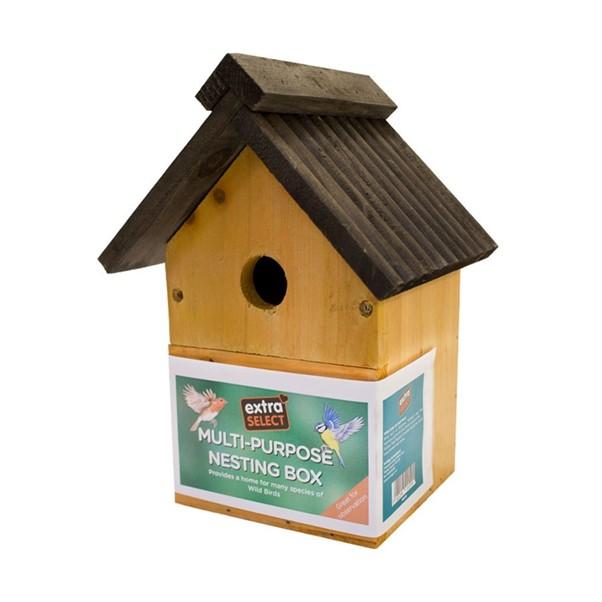 extra select multi-purpose nesting box
